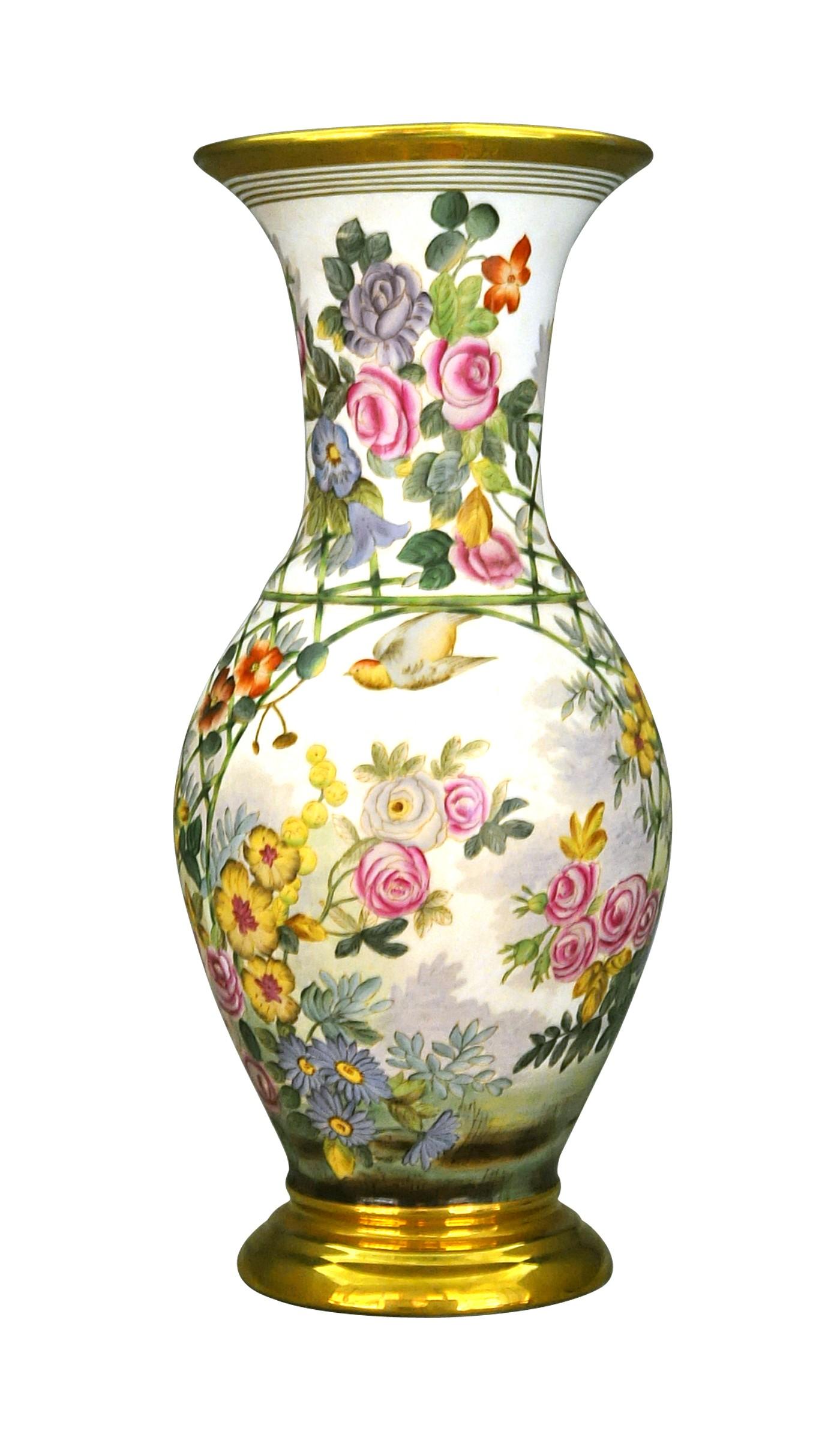 Cassolette Decoration De Bouquet De Fleurs