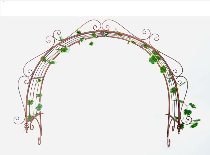 Dessus de porte en fer forg demeure et jardin for Porte jardin fer