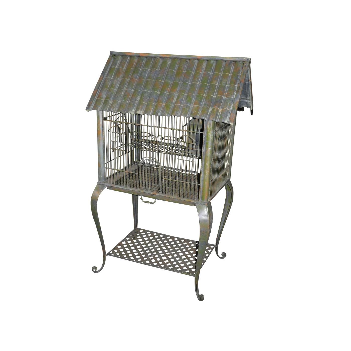 cage perruche demeure et jardin. Black Bedroom Furniture Sets. Home Design Ideas