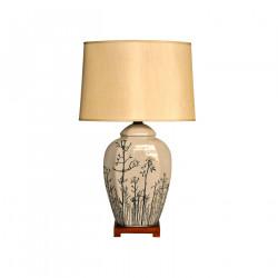 02.Belle lampe de style Chinois