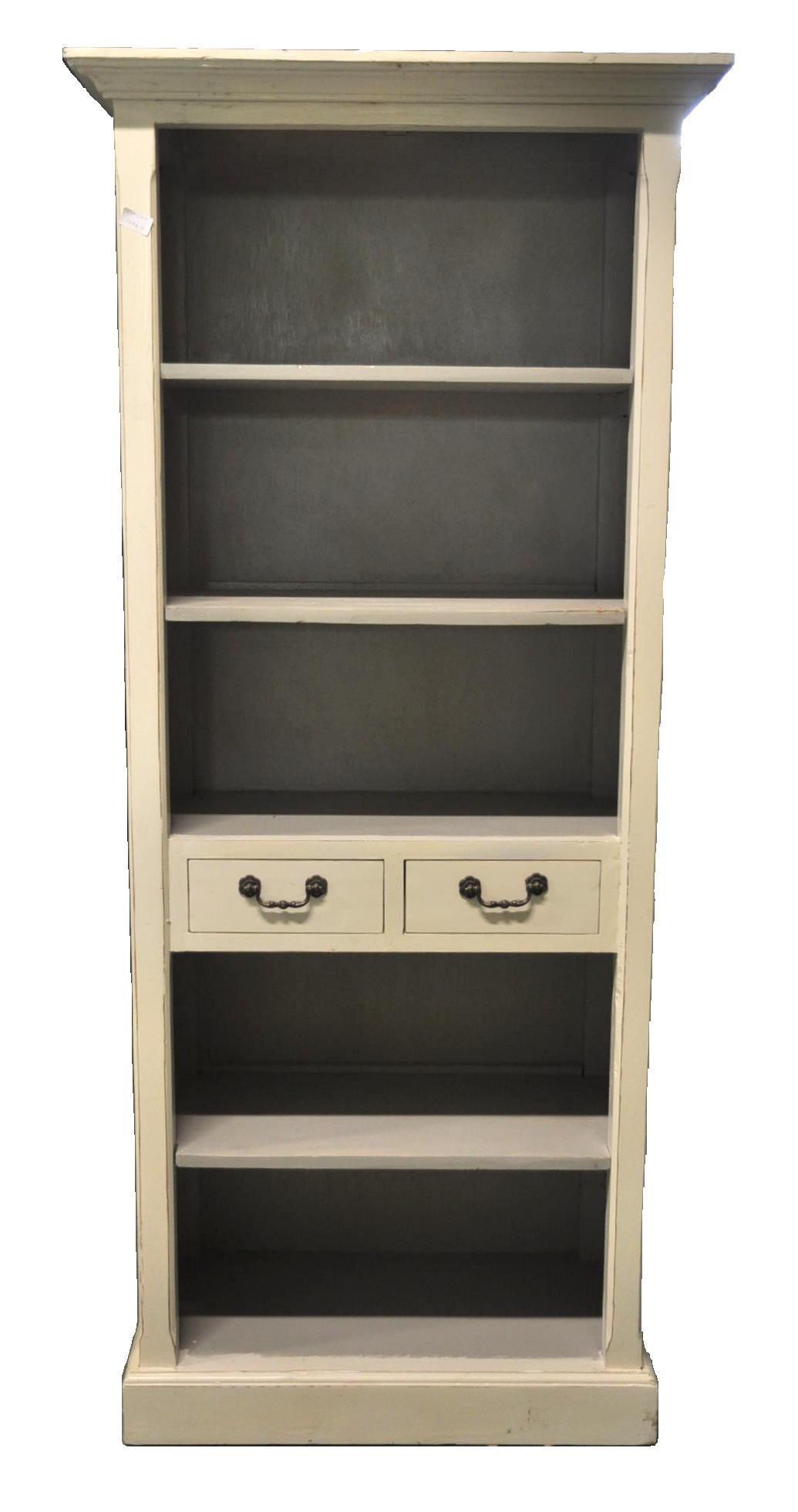 petite biblioth que ivoire int rieure gris demeure et jardin. Black Bedroom Furniture Sets. Home Design Ideas