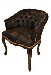 fauteuil berg re ray lin et aubergine demeure et jardin. Black Bedroom Furniture Sets. Home Design Ideas