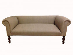 Sofa Victoria style Anglais sur mesure