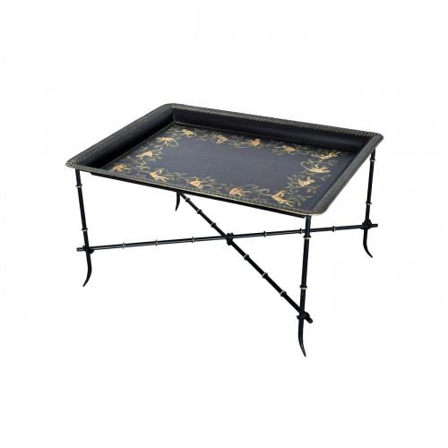 table basse carree vitree en teck brut qualite. Black Bedroom Furniture Sets. Home Design Ideas
