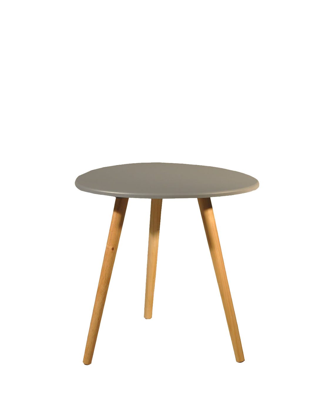 Table scandinave galet gris souris demeure et jardin for Table scandinave