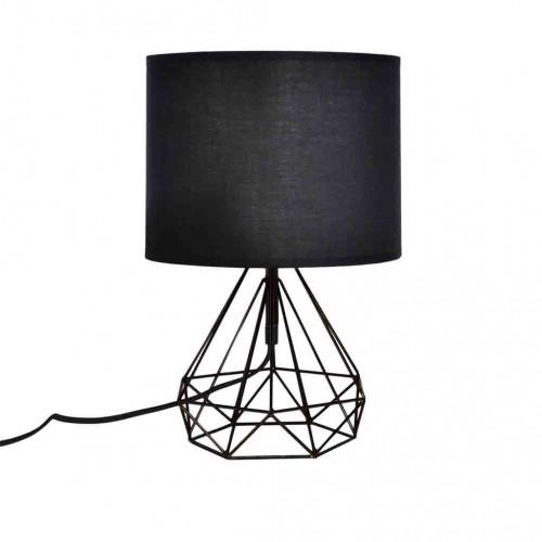 Lampe avec une structure métal - noire