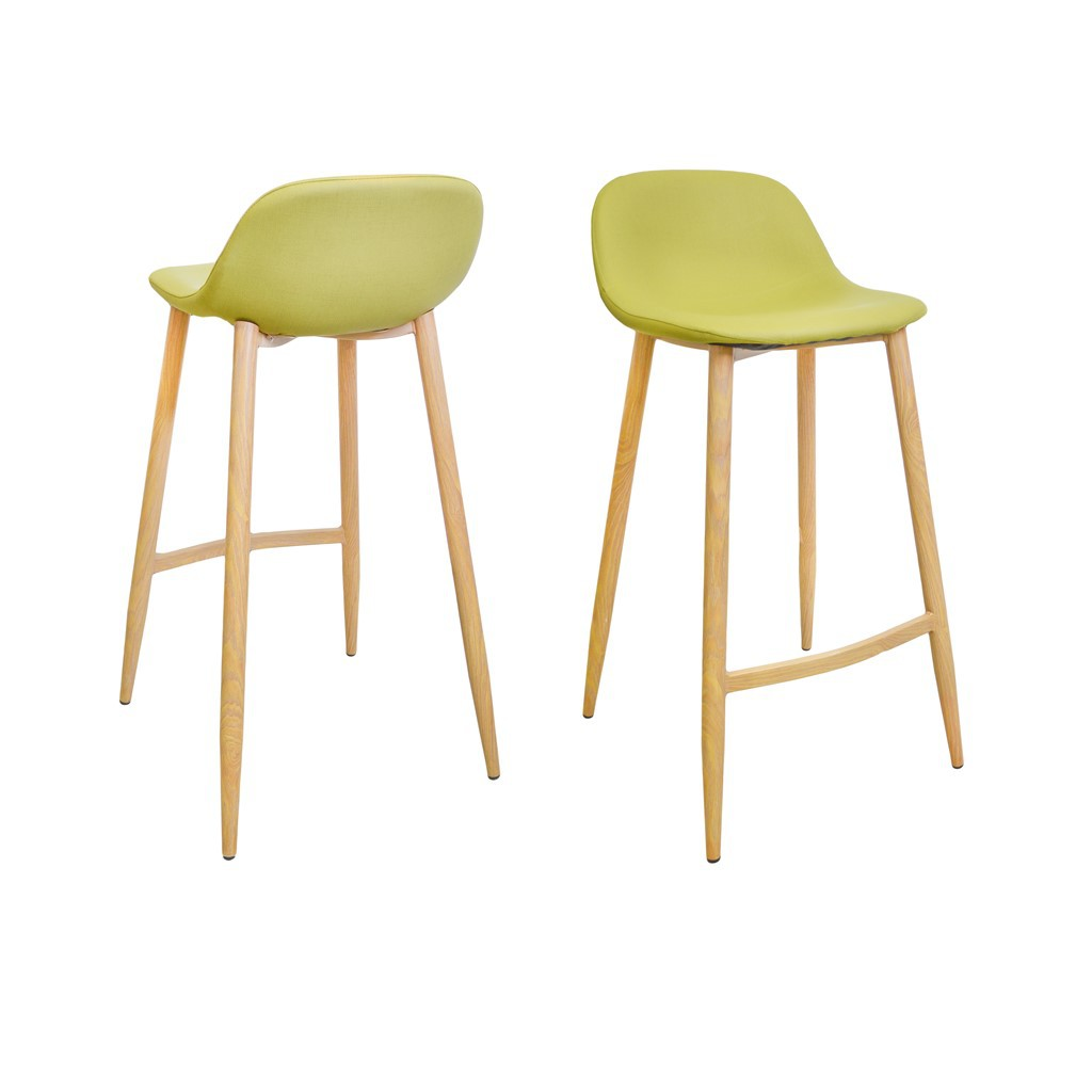 tabouret de bar jaune k rke demeure et jardin. Black Bedroom Furniture Sets. Home Design Ideas