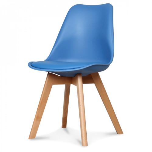 Paire de chaises d'inspiration scandinave Visby