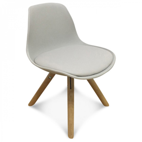 Chaises pour enfant Taby - Taupe