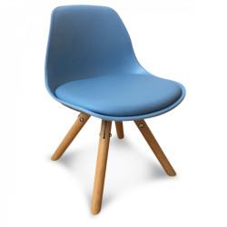 Chaises bleues Taby pour enfant