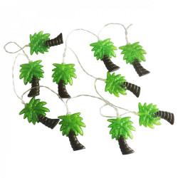 Guirlande aux 10 palmiers