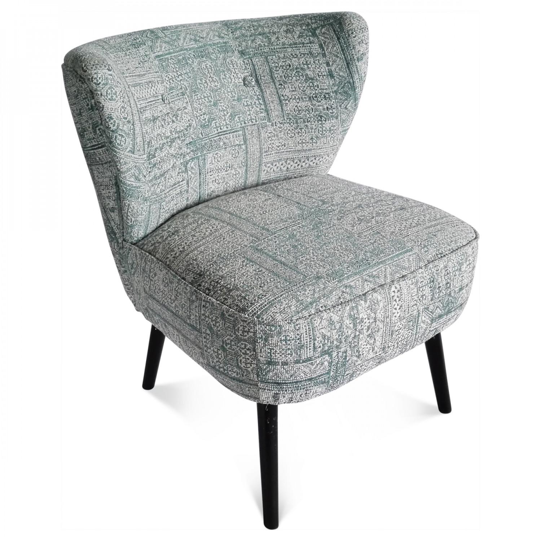 fauteuil samana gris oc an demeure et jardin. Black Bedroom Furniture Sets. Home Design Ideas