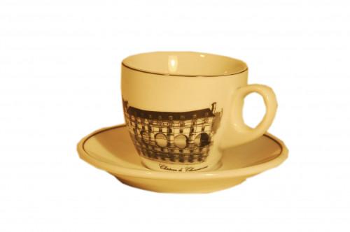 Coffret de 2 tasses à Thé Chateaux