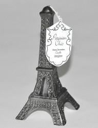 Bougie en forme de Tour Eiffel