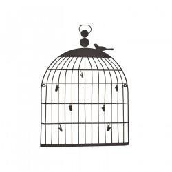 Cage murale porte mémo