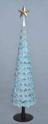 Sapin Blanc et  Bleu Grand Modèle