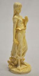 Statuette Muse de l'Eté