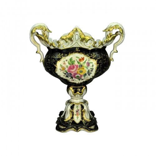 Coupe montée Napoléon III noire