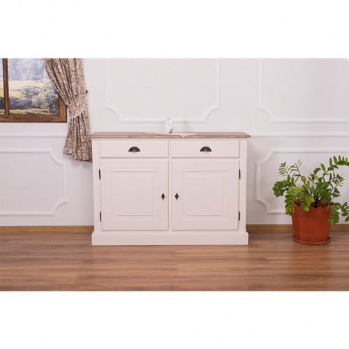vaisselier 2 portes 2 tiroirs demeure et jardin. Black Bedroom Furniture Sets. Home Design Ideas