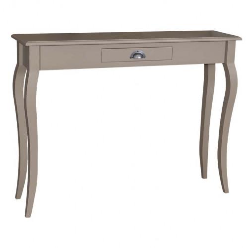 Sellette en bois massif - 1 tiroir