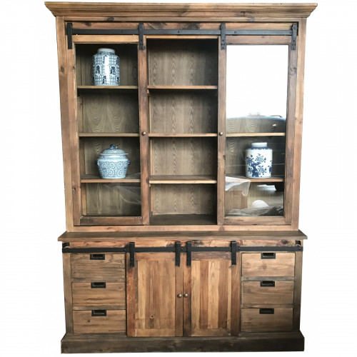 Grand cabinet industriel
