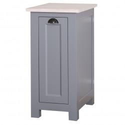 Meuble bas de cuisine avec tiroir pour epices - 45x65x90 cm