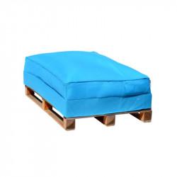 Sofa palette Bleu SHELTO