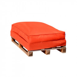 Sofa palette orange SHELTO