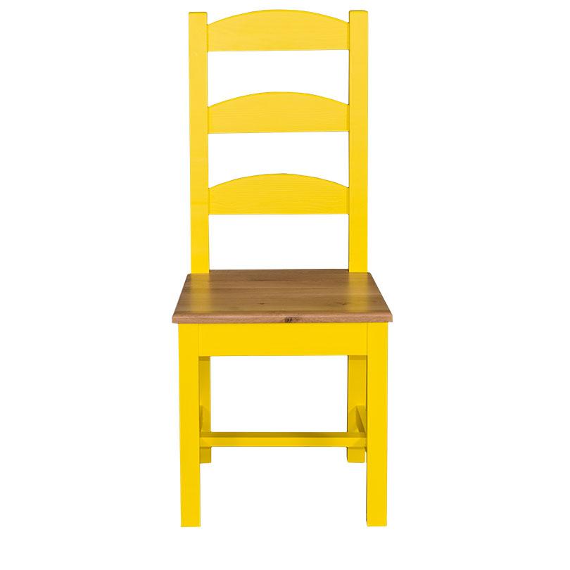 chaise entretoise dossier droit 3 barrettes demeure et jardin. Black Bedroom Furniture Sets. Home Design Ideas