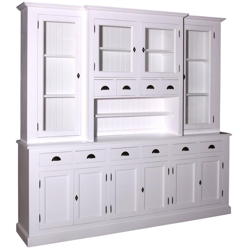 grand vaisselier en bois massif demeure et jardin. Black Bedroom Furniture Sets. Home Design Ideas