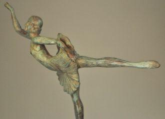 Danseuse style art déco
