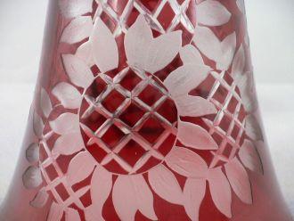 Lampe tournesol rouge