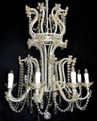 Magnifique Lustre couronne