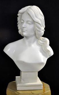 Buste Femme Cheveux Longs