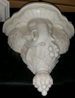 Console éléphant
