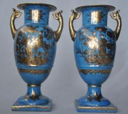 Paire de vase style louis XVI