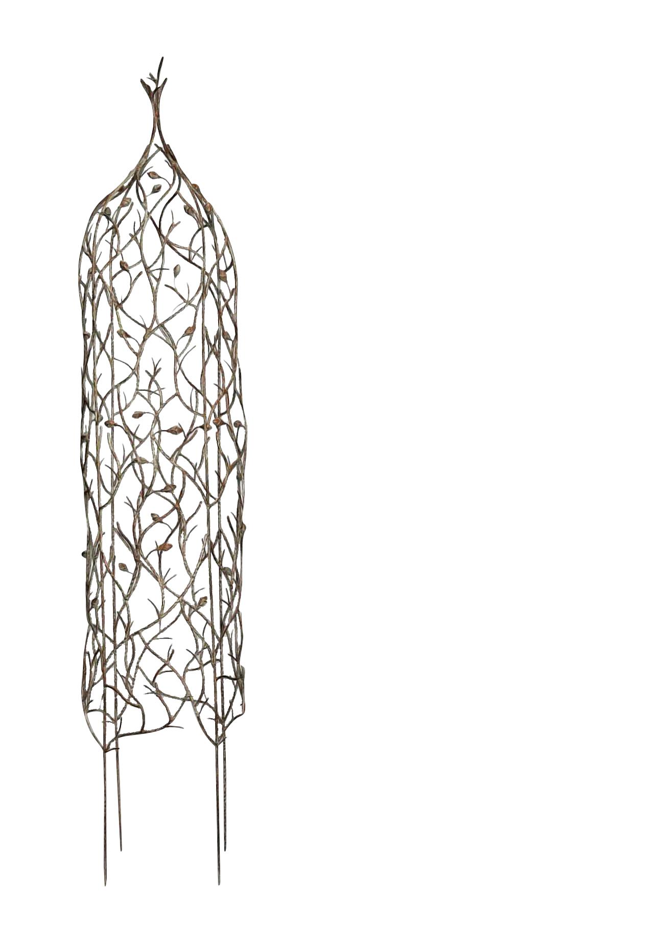 ob lisque en fer forg demeure et jardin. Black Bedroom Furniture Sets. Home Design Ideas
