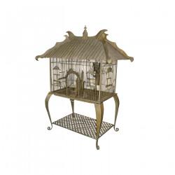 Cage Jules Verne