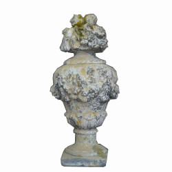 Urne en pierre reconstituée - Hauteur 80 cm