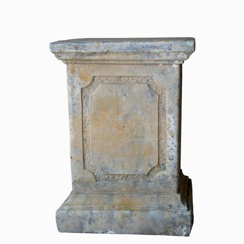 Socle pour grande statue - Hauteur 63 cm
