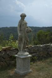 Statue 4 saisons Printemps - Hauteur 150 cm