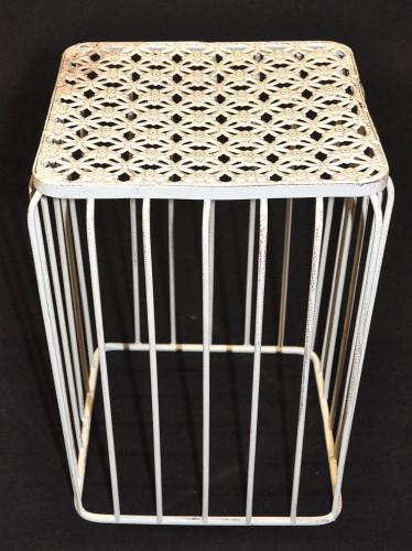 ensemble gueridon et tabourets jardin enfant en fer forg demeure et jardin. Black Bedroom Furniture Sets. Home Design Ideas
