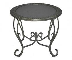 Table plateau de marbre