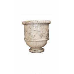 vase provençal modèle vigne
