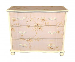 Grande commode rose MODELE EXPO