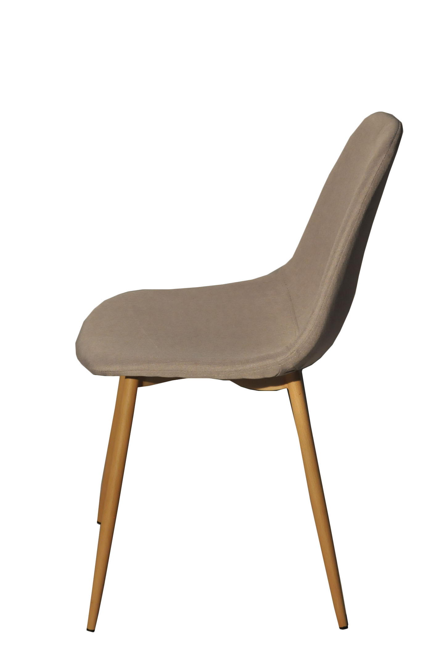 chaise design m tal style scandinave vanka demeure et jardin. Black Bedroom Furniture Sets. Home Design Ideas