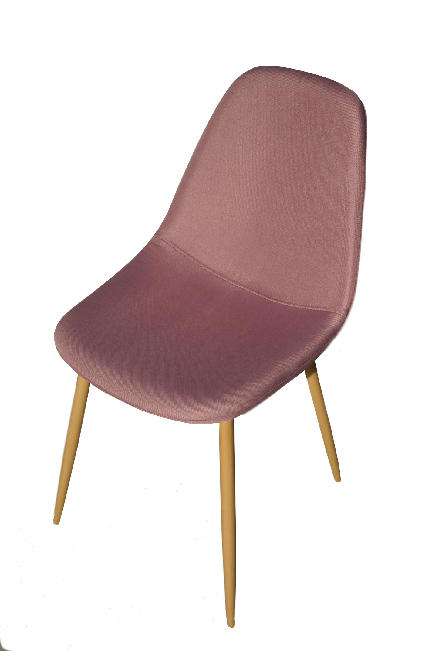 Emejing chaise de jardin rose contemporary design trends for Chaise scandinave plexi