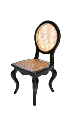 Chaise cannée