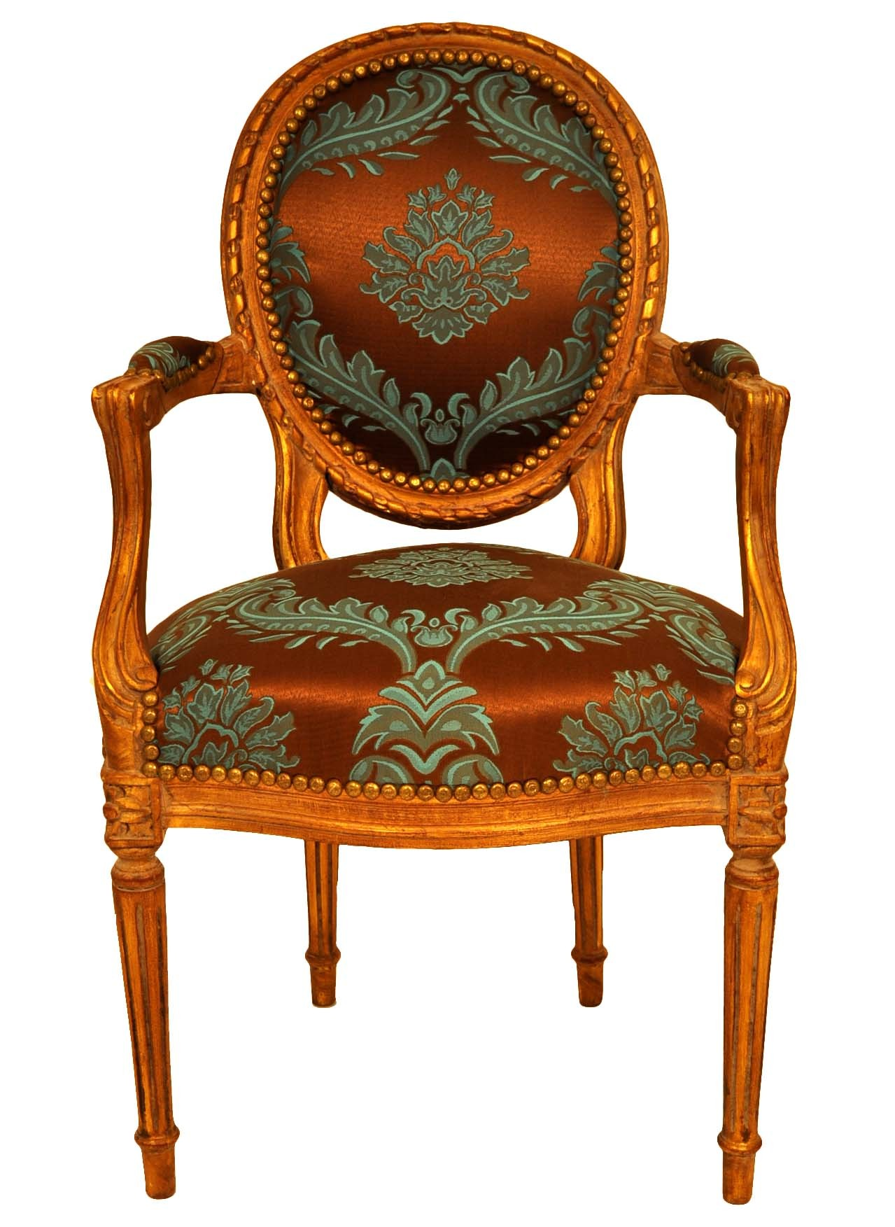fauteuil cabriolet turquoise demeure et jardin. Black Bedroom Furniture Sets. Home Design Ideas