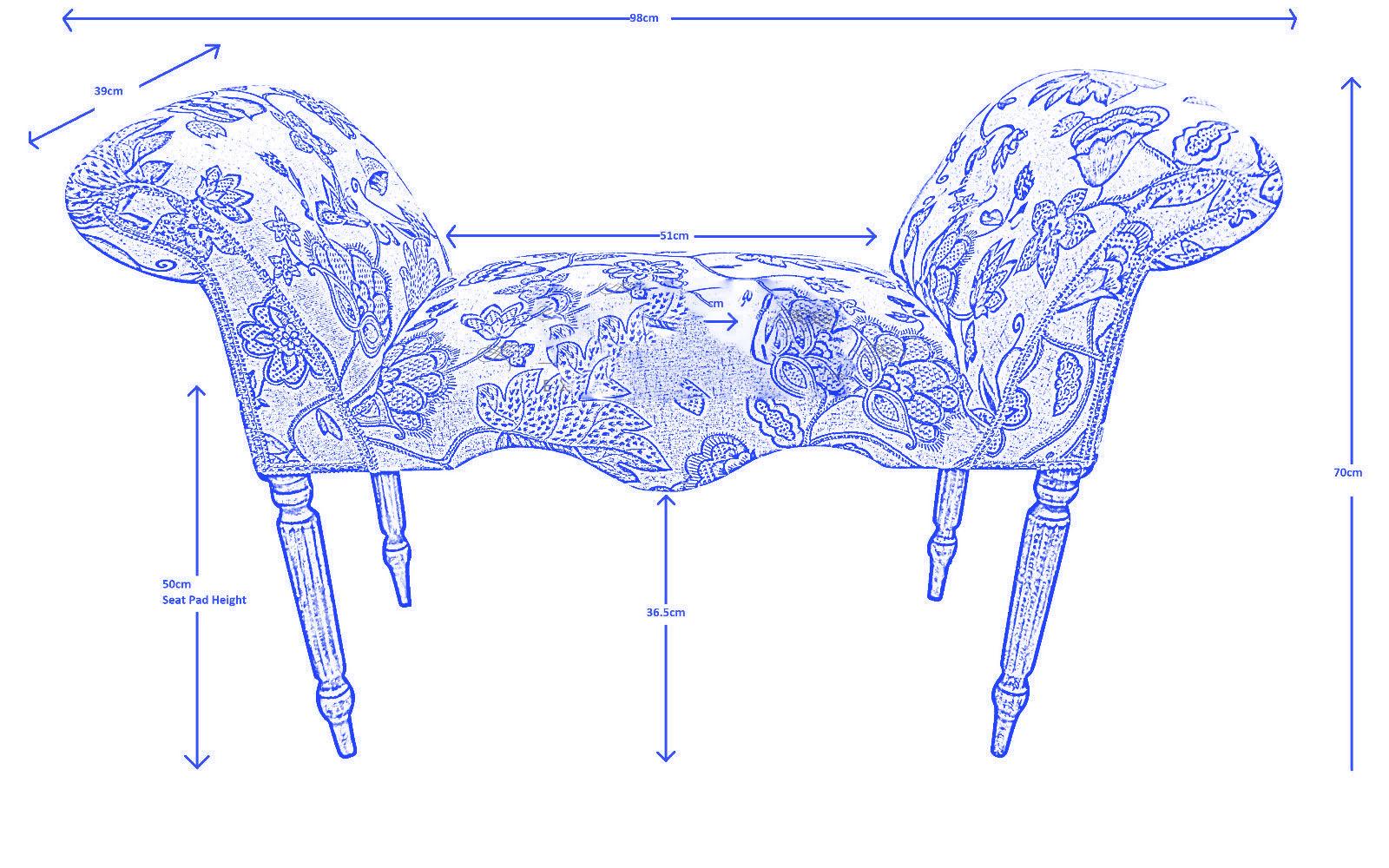 petite banquette flamande sur mesure demeure et jardin. Black Bedroom Furniture Sets. Home Design Ideas